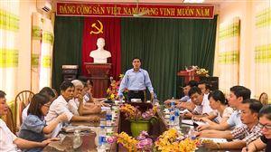 Xã Đồng Luận tổng kết 10 năm xây dựng Nông thôn mới
