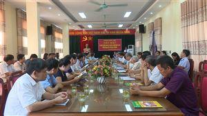 Thanh Thủy gặp mặt các đồng chí nguyên lãnh đạo huyện qua các thời kỳ
