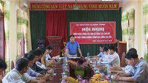 Hội Nông dân xã Đồng Trung triển khai nhiệm vụ năm 2020