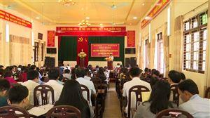 Hội nghị tuyên truyền, phổ biến Luật khiếu nại, Luật tố cáo và Luật phòng, chống tham nhũng
