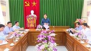 Giám sát việc lãnh, chỉ đạo xây dựng Nghị quyết triển khai nhiệm vụ phát triển KT-XH năm 2021 tại xã Bảo Yên và Sơn Thủy.
