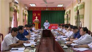 Giám sát việc lãnh, chỉ đạo xây dựng NQ triển khai nhiệm vụ phát triển KT-XH năm 2021 tại xã Đồng Trung và Hoàng Xá.
