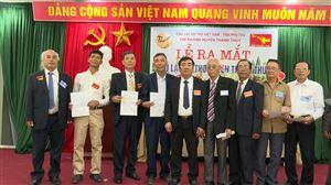 Lễ ra mắt CLB thơ Việt Nam huyện Thanh Thủy