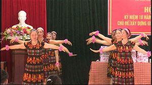 Hội Liên hiệp Phụ nữ xã Phượng Mao tổ chức kỉ niệm 18 năm Ngày Gia đình Việt Nam 28/6