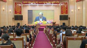Thanh Thủy: 3787 đảng viên tham gia học tập trực tuyến Nghị Quyết Đại hội XIII của Đảng