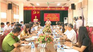 Đoàn công tác Tỉnh ủy, HĐND, UBND tỉnh kiểm tra giữa nhiệm kỳ thực hiện Nghị quyết Đại hội Đảng các cấp...