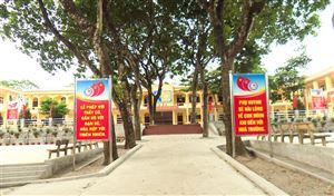 Thanh Thủy sau 3 năm thực hiện Nghị quyết số 07 của BCH Đảng bộ huyện về xây dựng nông thôn mới đến năm 2020