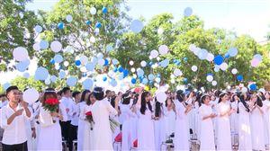 Trường THPT Thanh Thủy tổng kết năm học 2019-2020, tri ân và trưởng