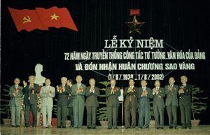 Đề cương tuyên truyền kỷ niệm 90 năm ngày Truyền thống ngành Tuyên giáo của Đảng