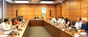 Hoạt động của Đoàn ĐBQH tỉnh tại kỳ họp thứ 10, Quốc hội khóa XIV