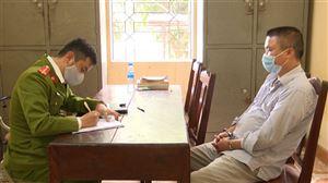 Công an huyện Thanh Thuỷ bắt giữ đối tượng trộm trâu