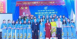 Hội Liên hiệp Phụ nữ xã Tu Vũ tổ chức Đại hội đại biểu lần thứ II nhiệm kỳ 2021-2026