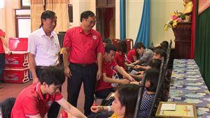 Ban Chỉ đạo hiến máu tình nguyện huyện triển khai nhiệm vụ năm 2021