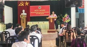 Hội Nông dân tỉnh Phú Thọ triển khai thực hiện Quyết định 81 của Thủ tướng Chính phủ tại xã Bảo Yên