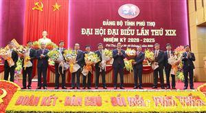 Đại hội đại biểu Đảng bộ tỉnh khóa XIX, nhiệm kỳ 2020-2025 thành công tốt đẹp