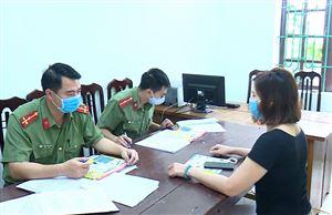 Công an huyện Thanh Thủy: Giữ vững an ninh trật tự cho Đại hội Đảng các cấp