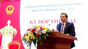 Bế mạc kỳ họp thứ Hai HĐND huyện khóa XX, nhiệm kỳ 2021- 2026