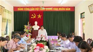 Thạch Đồng chuẩn bị chu đáo cho Đại hội Đảng bộ nhiệm kì 2020 – 2025