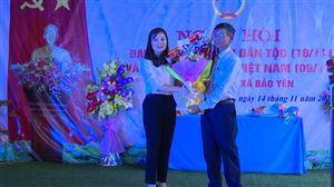 Khu 2 xã Bảo Yên tổ chức Ngày hội Đại đoàn kết dân tộc và Ngày Pháp luật Việt Nam
