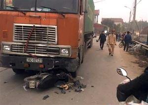 Tai nạn giao thông nghiêm trọng tại xã Bảo Yên