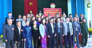 Đại hội điểm Mặt trận Tổ quốc xã Xuân Lộc