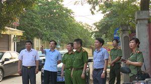 Yến Mao tổ chức hội nghị nghiệm thu và bàn giao camera giám sát đảm bảo an ninh trật tự