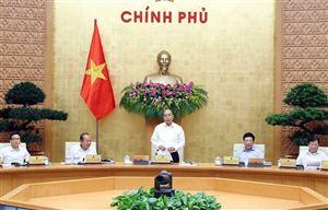 Nghị quyết họp Chính phủ thường kỳ tháng 5: Nỗ lực cho mục tiêu kép