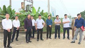 Khởi công công trình cải tạo, sửa chữa đường giao thông từ Km 0 đến Km 650 trên địa bàn xã Tu Vũ