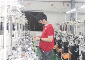 Công ty TNHH găng tay Dongwon Việt Nam ổn định sản xuất, đảm bảo phòng, chống dịch bệnh COVID-19