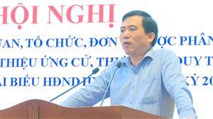 UBMTTQ huyện Thanh Thủy tổ chức hội nghị hướng dẫn giới thiệu người ứng cử đại biểu HĐND huyện nhiệm kỳ 2021-2026