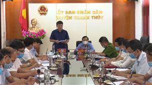 Hội nghị triển khai công tác chống thất thu thuế