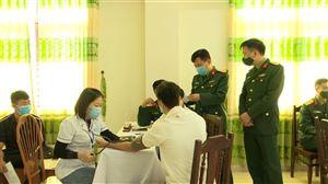 Thanh Thủy tổ chức khám sức sức khỏe nghĩa vụ quân sự năm 2021