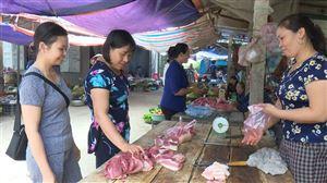 Hội LHPN Tân Phương với mô hình sản xuất, kinh doanh, tiêu thụ thực phẩm an toàn