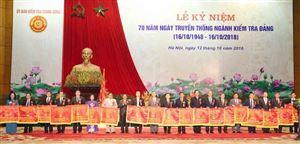 Ngành Kiểm tra Đảng tỉnh Phú Thọ - 70 năm xây dựng và phát triển