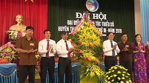 Đại hội đại biểu các dân tộc thiểu số huyện Thanh Thủy lần thứ III năm 2019