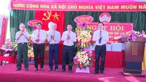Khu 3 xã Đồng Trung tổ chức Ngày hội Đại đoàn kết dân tộc và Ngày Pháp luật Việt Nam