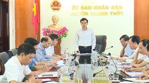HĐND huyện giám sát các hoạt động giáo dục tại Phòng Giáo dục và Đào tạo huyện
