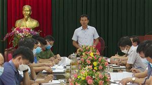 Ban Chỉ đạo công tác dân tộc, tôn giáo huyện Thanh Thủy đánh giá kết quả thực hiện 6 tháng đầu năm 2021