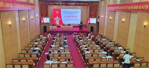 Hội đồng nhân dân huyện Thanh Thủy khai mạc kỳ họp thứ Hai khóa XX