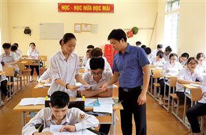 Phú Thọ: 13.853 thí sinh đăng ký dự kỳ thi tốt nghiệp THPT năm 2020
