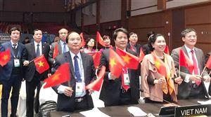 Hát xoan Phú Thọ chính thức trở thành Di sản văn hóa phi vật thể đại diện của nhân loại