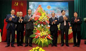 Đại hội Hội Di sản văn hóa tỉnh Phú Thọ lần thứ II, nhiệm kỳ 2017 - 2022