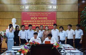 Ngành GD&ĐT triển khai khâu đột phá trong thực hiện học tập và làm theo tư tưởng, đạo đức, phong cách Hồ Chí Minh
