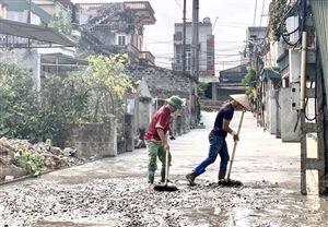 Thanh Thủy: Phát triển giao thông nông thôn