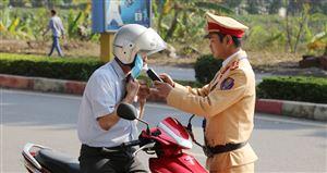Từ ngày 15/1: Người dân được giám sát, ghi âm, ghi hình công an, cảnh sát làm nhiệm vụ trên đường