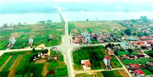 Thanh Thủy sẽ sắp xếp, sáp nhập 6 đơn vị hành chính cấp xã giai đoạn 2019-2021