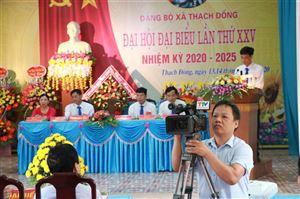 Đài Truyền thanh - Truyền hình huyện thực hiện tốt công tác tuyên truyền
