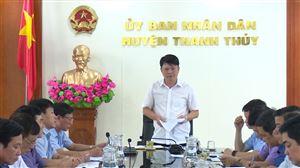 Hội nghị Ủy viên Ủy ban nhân dân huyện mở rộng