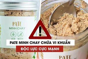 Kiểm soát, thu hồi các sản phẩm không đảm bảo an toàn thực phẩm của Công ty TNHH thành viên Lối Sống Mới