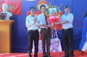 Ngày hội Đại đoàn kết dân tộc tại khu dân cư số 2 xã Thạch Đồng